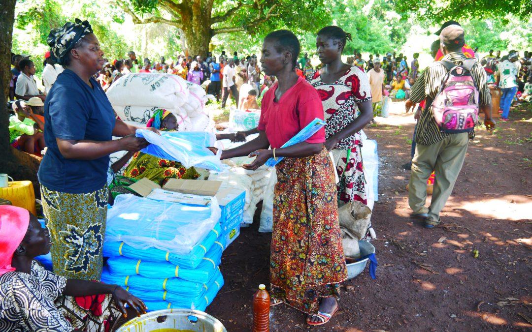Famine Relief/Crisis Response