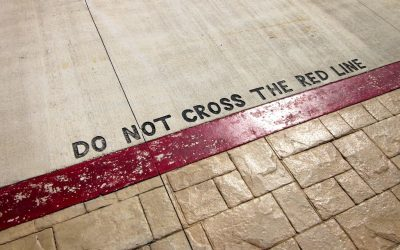 Do Not Cross the Red Line