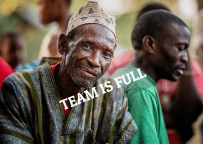 Likawage Tanzania TIMO Team
