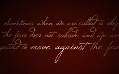 Move Against the Fear
