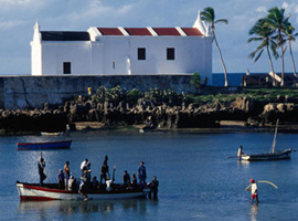 Makwe of Mozambique