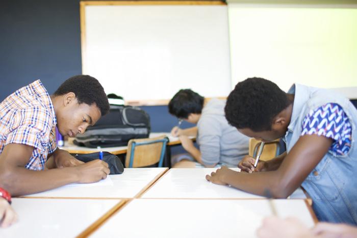 high-school-class-writing