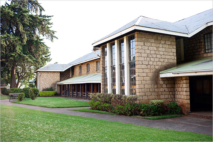 school building kenya