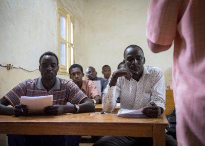 N'Djamena ESL Teaching Team