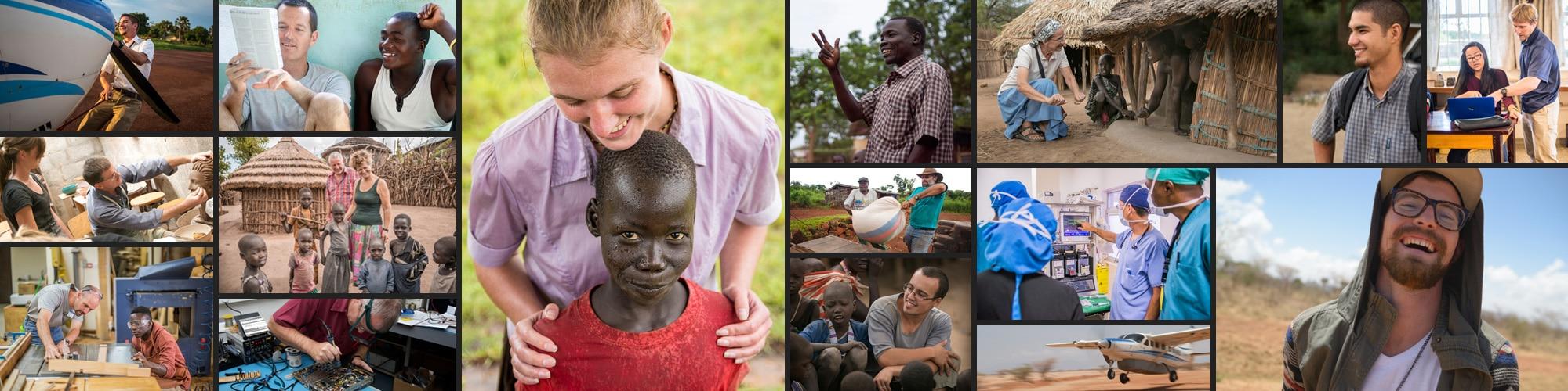 Serve - Africa Inland Mission (USA)