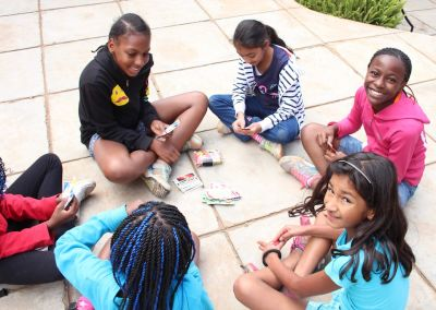 Camp BlueSky counselors – Kenya